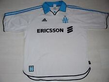 4.8/5 OLYMPIQUE MARSEILLE 1998/1999  SHIRT JERSEY MAGLIA ORIGINAL FOOTBALL