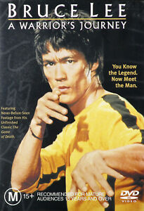Bruce-Lee-A-Warrior-039-s-Journey-DVD-PAL-4