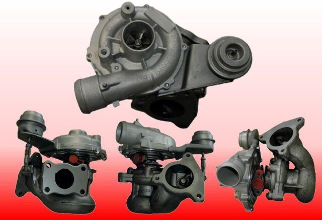Turbolader Fiat Ulysee I  II  2.0 JTD 80Kw DW10ATED4 713667-5003S 0375G0