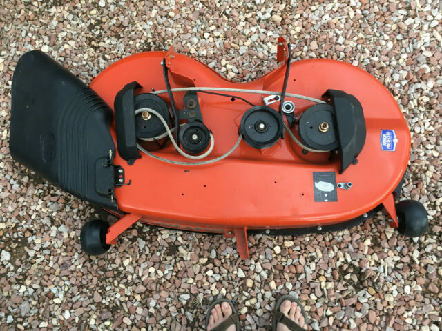 "Yard Machines Riding Lawn Mower 38/"" /& 42/"" Decks Replacement Deck Wheel Kit"