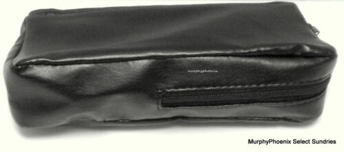 Kingstar TP1299 PVC Tobacco//Pipe Combo Pouch Black or Brown NIP