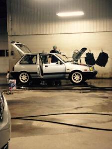 Pontiac Firefly AUTO 1987 PROPRE 145 000 KM