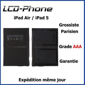 Batterie-A1484-iPad-Air-A1474-1475-1476