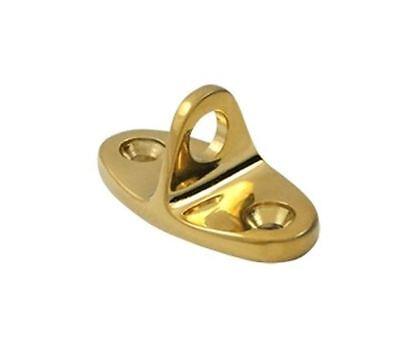 Cabin Swivel Hooks /& Eyes 4 inch Solid Brass in 9 Finishes By FPL Door Locks