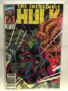 Incredible-Hulk-Vol-1-375-VF-1st-Print-Marvel-Comics