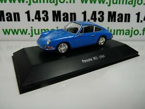 POR1G-voiture-1-43-atlas-NOREV-PORSCHE-911-collection-PORSCHE-901-911-1964