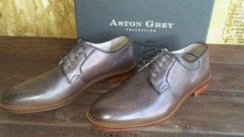 Size Oxford Grey Nieuwe 8 Aston Chestnut Herenschoenen Collectio Barry 500511 JlFT1Kc3
