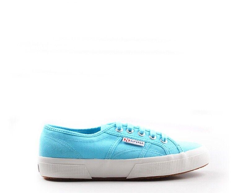 shoes SUPERGA women Sneakers    TURCHESE Tessuto S000010-C56S 4b98f1