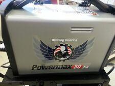 HYPERTHERM 088096 POWERMAX 30 AIR PLASMA CUTTER W/  AIR COMPRESSOR - NEW