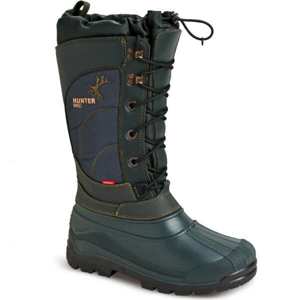 Demar thermobotas caza botas botas de invierno con lana forradas Hunter Pro