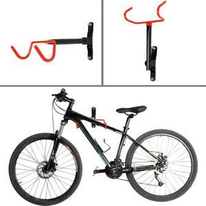 US Bicycle Bike Cycling Wall Mount Hook Hanger Garage Storage Holder Rack