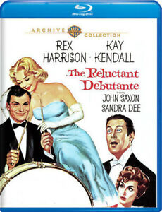 Reluctant-Debutante-1958-REGION-A-Blu-ray-New