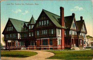 1910-FAIRHAVEN-MASS-THE-TABITHA-INN-POSTCARD-KK2