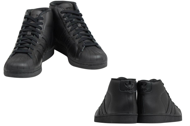 männer adidas originals pro modell schwarz core s85957 schwarz / schwarz modell 20f073