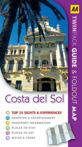 Costa Del Sol (AA TwinPacks) By AA Publishing
