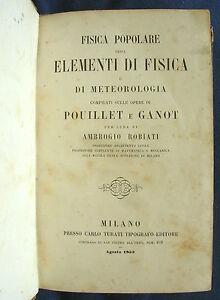 Scienze-1853-Servais-Pouillet-Elementi-di-fisica-e-di-meteorologia-Milano
