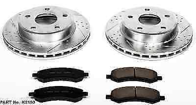 EBC S5KF1239 Stage-5 Superstreet Brake Kit EBC Brakes