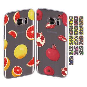 cec8339c746 Fashion Fruit Series Soft TPU Phone Case For Samsung S6 S8 S8Plus J7 ...