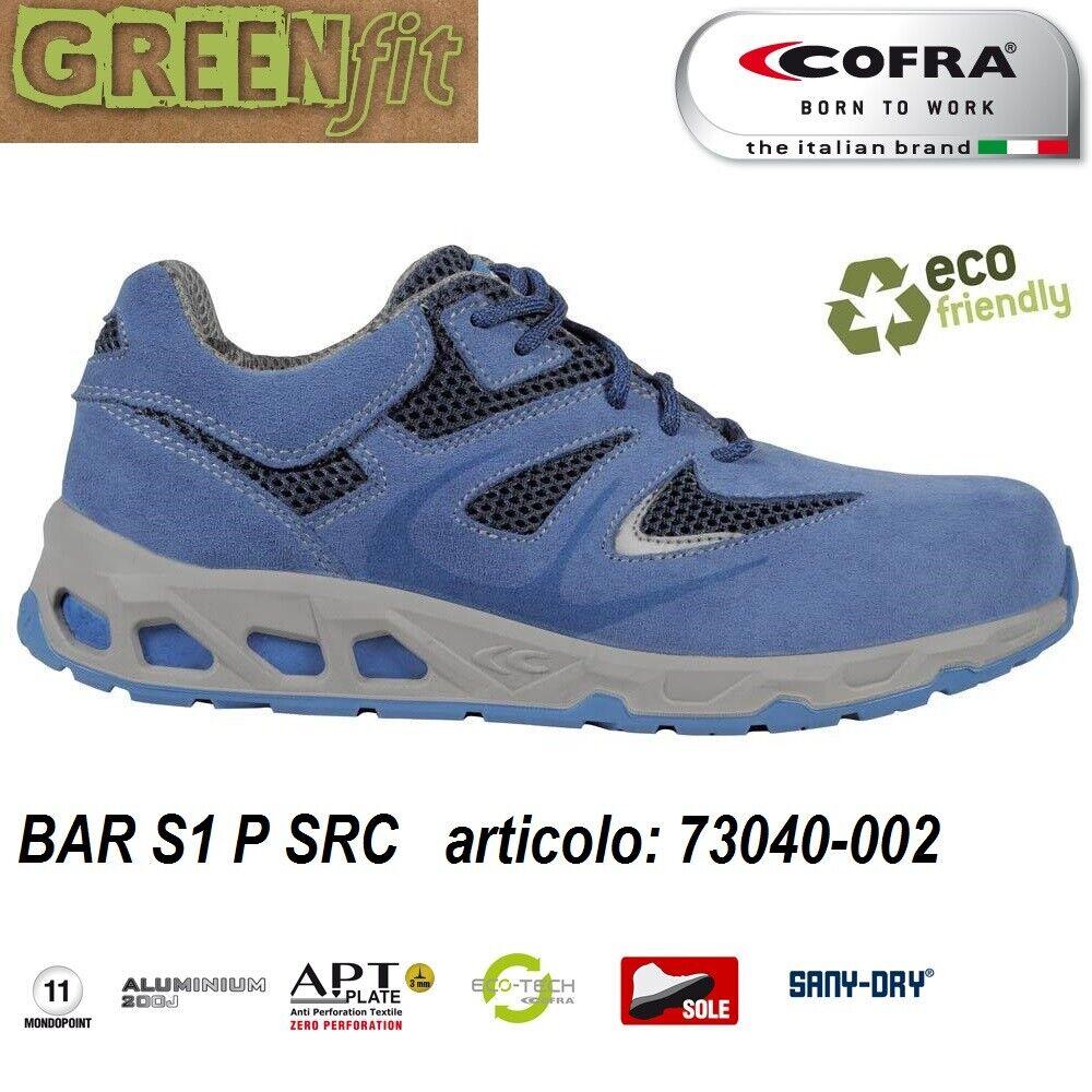 scarpe antinfortunistica bar