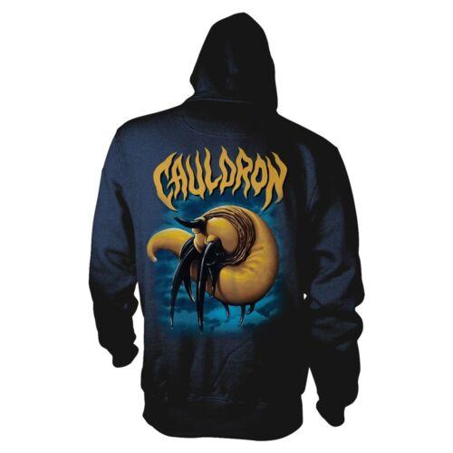 Cauldron /'New Gods/' Zip Hoodie NEW hoody