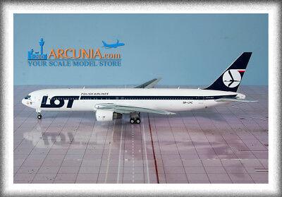 """Intelligent Jc Wings 1:200 - Gemini200 Lot Boeing 767-300er """"sp-lpc"""" Xx2165 Zacht En Antislippery"""