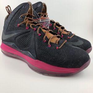Uomo Lebron Navy Nike X Denim Fireberry Rare 5 10 Ext Midnight Qs Hazelnut 10 Sz zqUMSpV