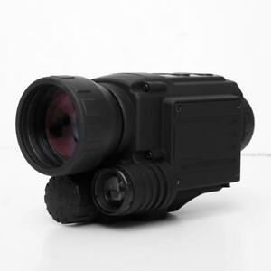 New Pyle Digital Night Vision Monocular (Camera/Camcor<wbr/>der) Picture & Video