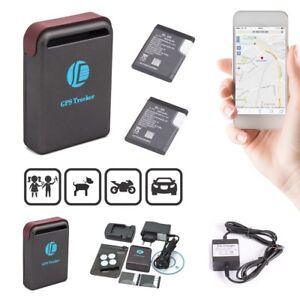 GPS-Tracker-TK102-GPS-Sender-Ortung-Peilsender-KFZ-Auto-Diebstahlschutz-Kinder