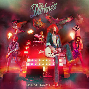 The-Darkness-Live-at-Hammersmith-NEW-CD-ALBUM