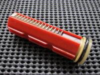 Airsoft Upgrade Parts Nylon Full Steel Teeth Piston