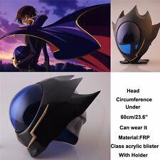 Code Geass Lelouch Zero Helmet mask Cosplay props
