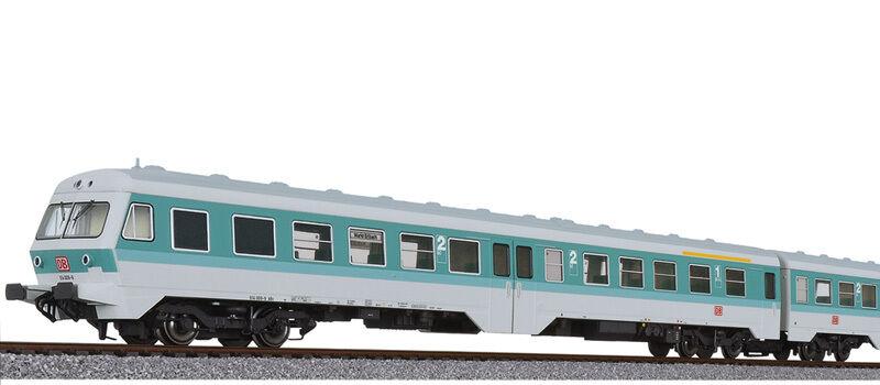 Liliput L133157 Dieseltriebzug BR 614   914 3-teilig DB AG AC Digital H0
