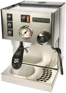 Pack 2- Brass Output Ulka EX5 Solenoid Vibratory Pump 120V 41W Suitable for Rancilio Silvia Espresso Machine