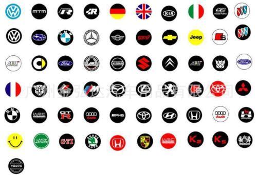 4pcs DE Germany Sline Badge Chrome Wheel Air Tyre Tire Valve Caps Stem For AUDI