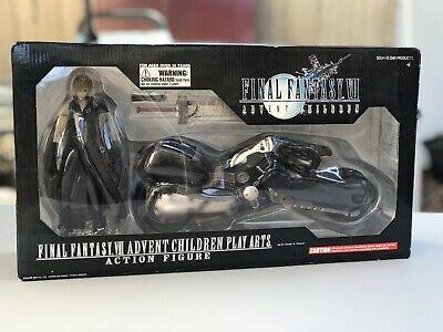 Final Fantasy Advent Children Cloud Strife with Fenrir 699788806890