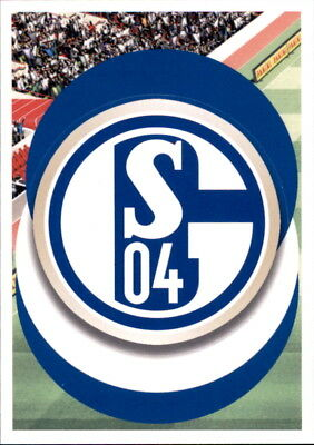 EntrüCkung Panini Fifa365 2019 - Sticker 13 - Logo - Fc Schalke 04 Neueste Technik