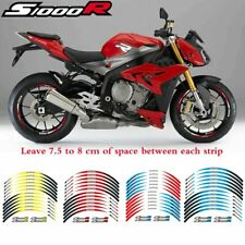 Swift Outer Rim Liner Stripe for BMW S1000RR Gloss Red