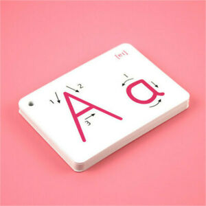 A-Z-Alphabet-Flash-Learning-Picture-amp-Letter-Card-Pack-FG-Cards-Set-Educational