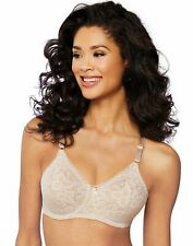 Bali Womens Lace and Smooth Seamless Underwire Bra Best-Seller!
