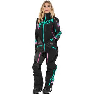 FXR-Ladies-Ranger-Instinct-Insulated-Monosuit-Blk-Char-Camo-Mint-E-Pink