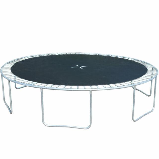 490cm  48-100 Ösen Sprungnetz Sprungmatte Sprungtuch für Trampoline 244cm