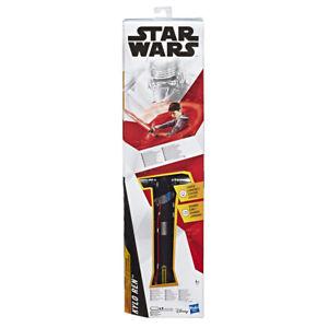 STAR WARS - Sable De Luz Rojo Electrónico Kylo Ren Figuras de acción 4 Años+