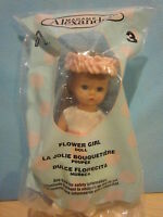 Mcdonalds Madame Alexander Flower Girl Doll 3