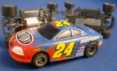 2003 LIFE-LIKE Chevy 24 Jeff Gordon FastM Slot Car 9670