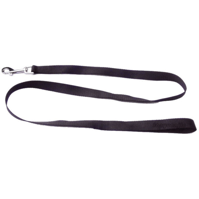 "48"" Length Durable Nylon Dog Pet Long Leash Lead For XSmall Dogs 3/8"" Width"