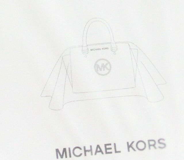 99b0da8a525580 Michael Kors NWT $357 Clear Handbag Purse Raincoat Weatherproof Cover Chic  Safe