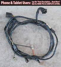 NOS Volvo 242 244 245 Ignition Wiring Harness 1983-1984 for ... on volvo headlight lens replacement, volvo air filter replacement, volvo headlight bulb replacement, volvo thermostat replacement, volvo motor mount replacement, volvo ac compressor replacement, volvo windshield wiper replacement, volvo shift knob replacement, volvo strut mount replacement,
