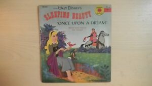 Little-Golden-Yellow-Record-Sleeping-Beauty-ONCE-UPON-A-DREAM-78rpm-1958