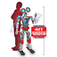 Erector by Meccano Meccanoid XL 2.0 Robot-Building Kit STEM Education Toy