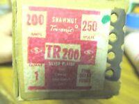 Shawmut Tr200 200 Amp Fuse ..... Ve-187a
